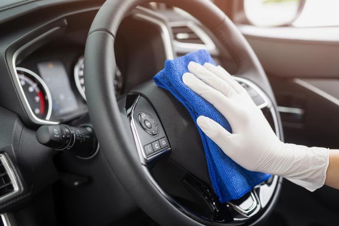 Auto, Reinigen, Carsharing